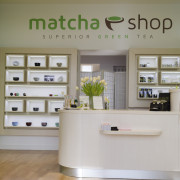 matchashop Verkaufs- und Beratungsraum