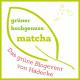 Matcha-Blogparade